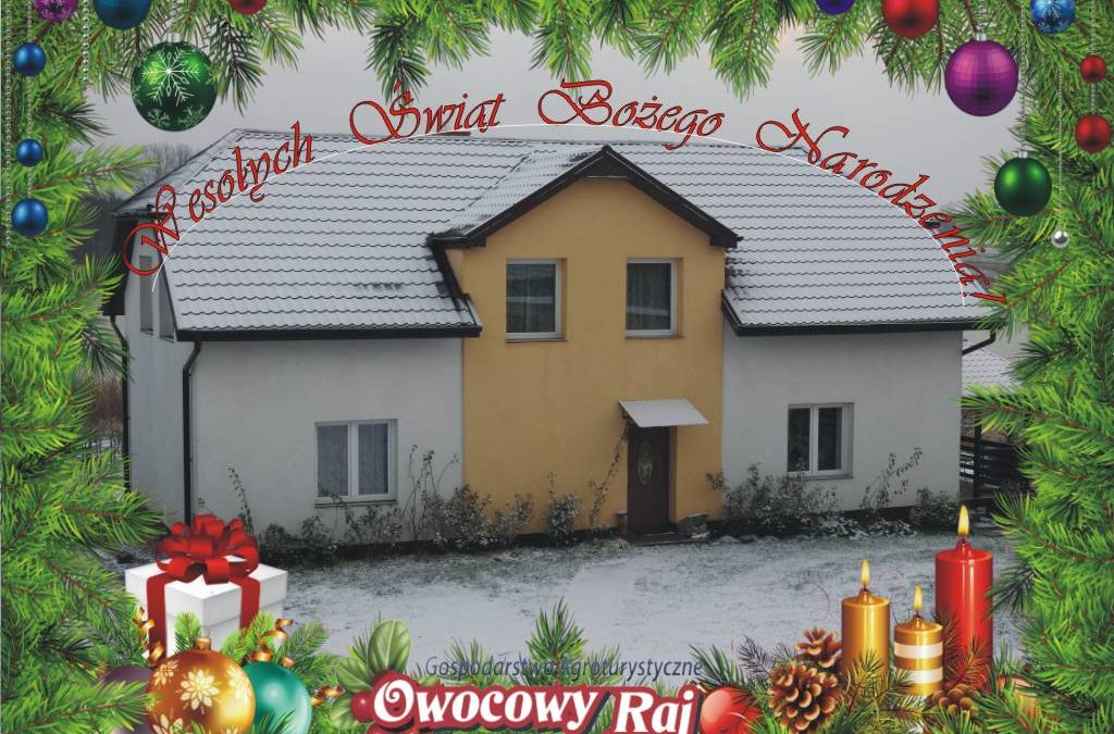 Boże Narodzenie 2018